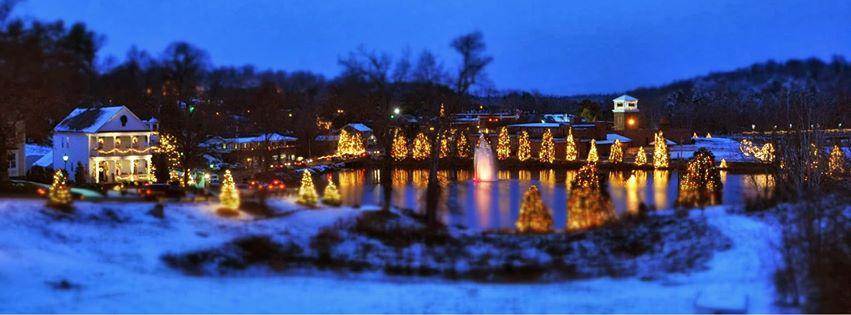 Christmas Town Usa.Christmas Town Usa Brookside Exclusives