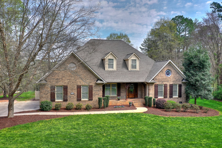 Desirable Brick Home in Davidson